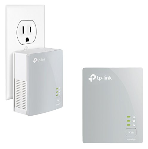 TP-LINK TL-PA4010KIT AV600 Nano Powerline Adapter