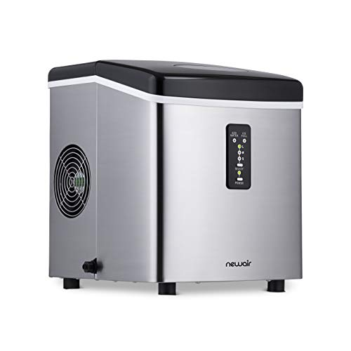 NewAir Portable Ice Maker 28 lb. Daily - Countertop