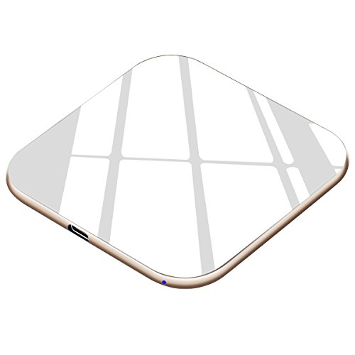 Te-Rich Qi Wireless Charging Pad