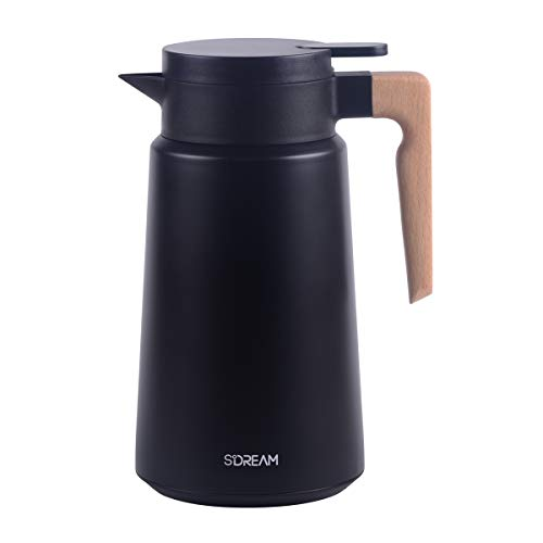 SDREAM Coffee Carafe Stainless Steel