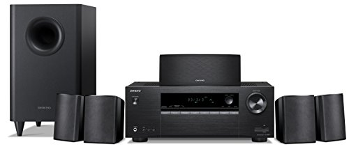 Onkyo HT-S3900 5.1-Channel Home Theater Receiver/Speaker