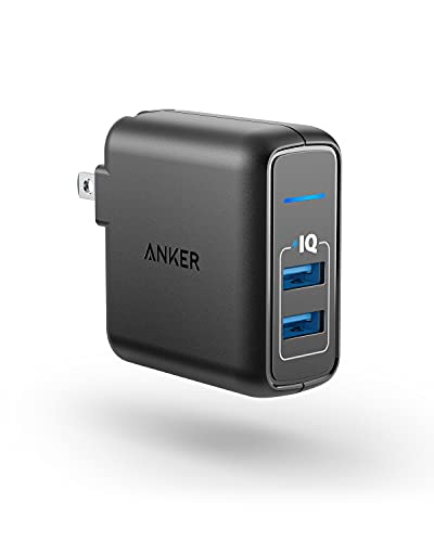 Anker Elite Dual Port 24W Wall Charger