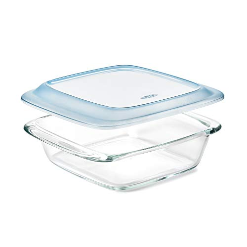 OXO Good Grips Freezer-to-Oven Safe 2 Qt Glass Baking Dish