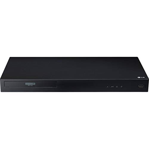 LG 3D Ultra High Definition Blu-Ray 4K Player