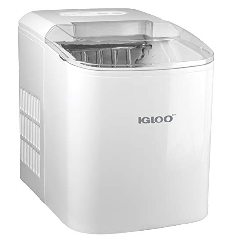 Igloo ICEB26WH Automatic Portable Electric Countertop Ice Maker