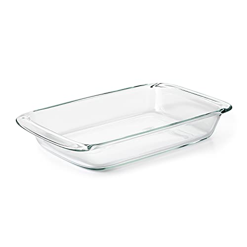 OXO Good Grips Freezer-to-Oven Safe 3 Qt Glass Baking Dish