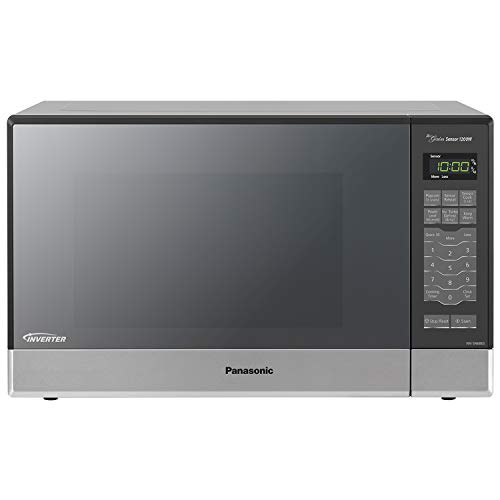 Panasonic Microwave Oven NN-SN686S Stainless Steel Built-In