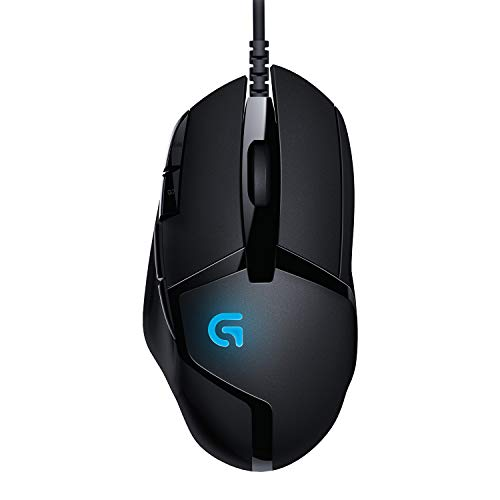 Logitech G402 Optical Gaming Mouse Hyperion Fury