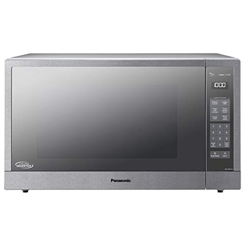 Panasonic Microwave Oven, Stainless Steel Built-In