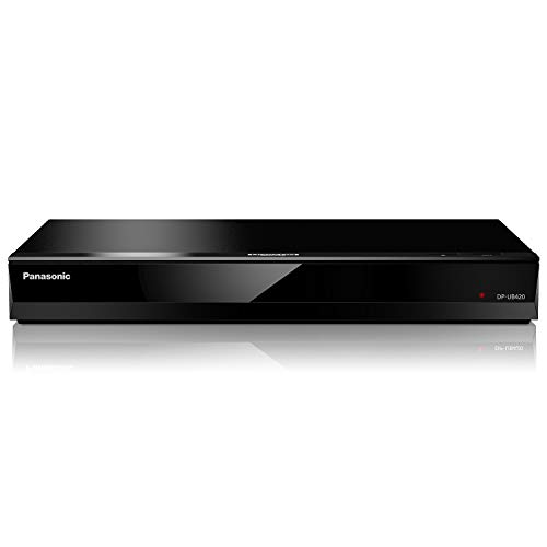 Panasonic 4K Ultra HD Blu-ray Player with HDR10