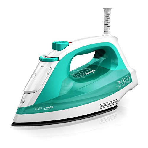 BLACK+DECKER IR1010 Light 'N Easy Compact Steam Iron