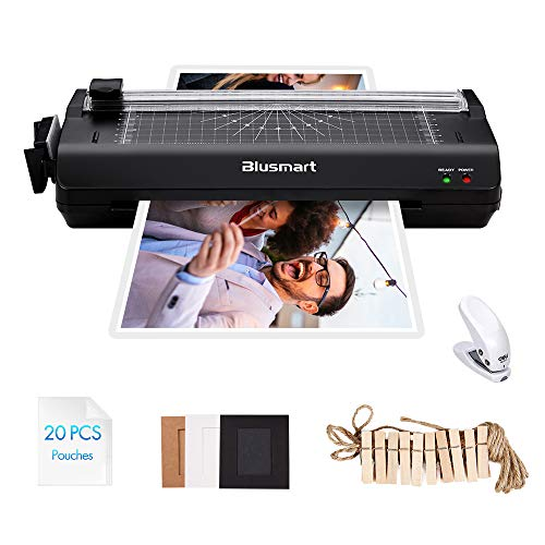 5 in 1 Blusmart Laminator Set, A4, Trimmer