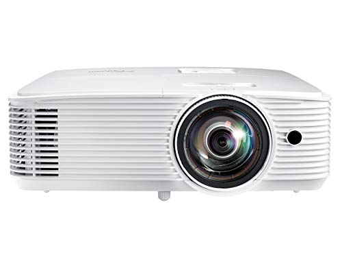 Optoma GT770 Short Throw Projector | HD Ready 720p + 1080p Support