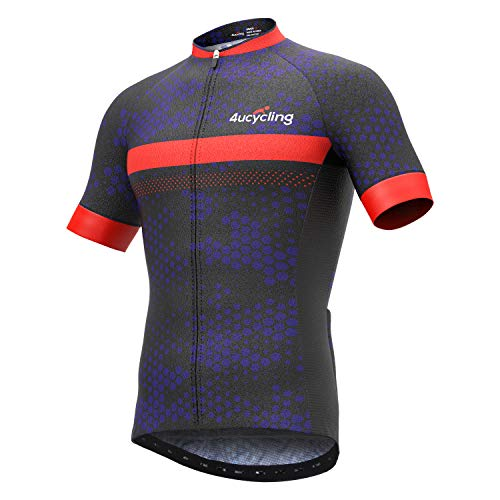 Short/Long Men's Cycling Jersey