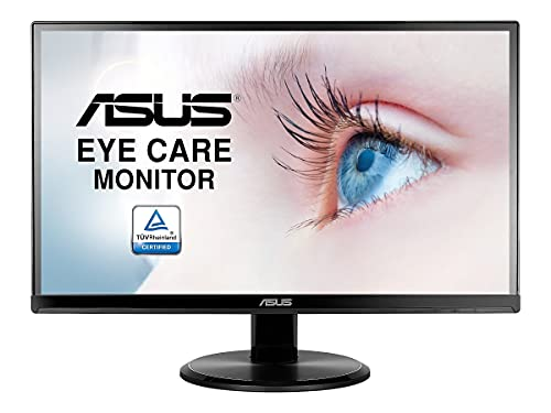"Asus VA229HR 21.5"" Monitor Frameless 1080P 75Hz IPS"