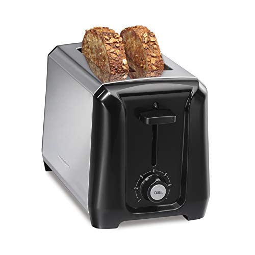 Hamilton Beach Stainless Steel 2 Slice Extra Wide Toaster