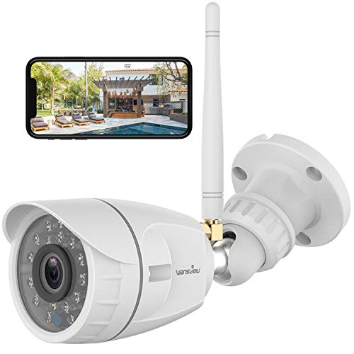 Wansview 1080P Wireless WiFi