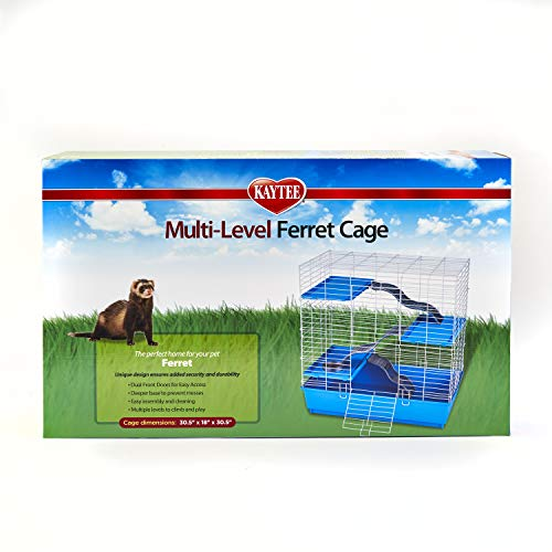 Kaytee Multi Level Rat Cage