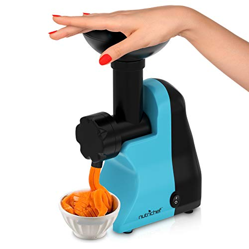 Nutrichef NCIM30 Electric Maker Fruit Sorbet Machine