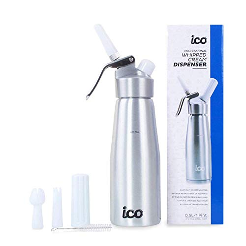 Impeccable Culinary Objects (ICO) Whipped Cream Dispenser