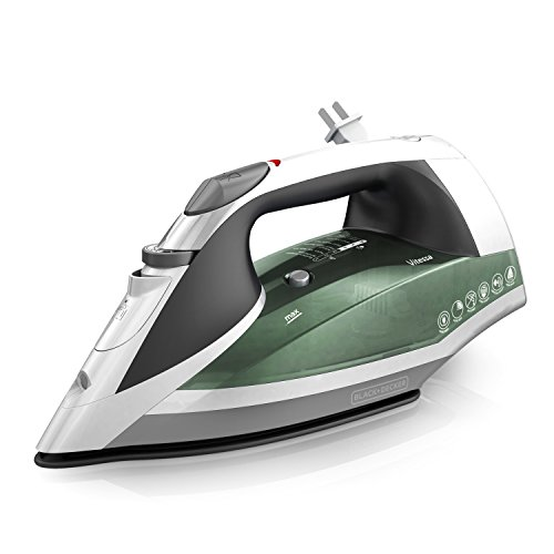 BLACK+DECKER Vitessa Advanced Steam Iron