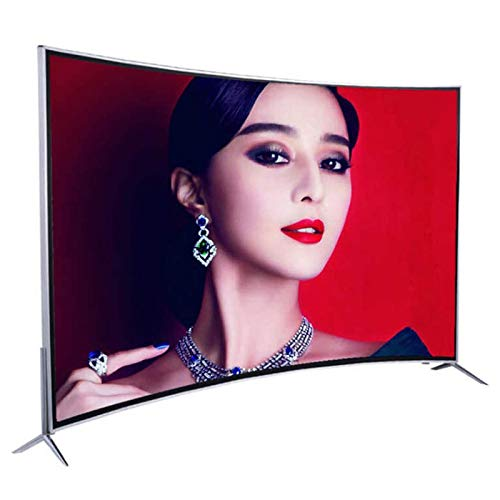 LCD TV, Curved Smart TV