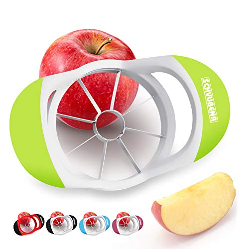 SCHVUBENR 3.5 Inch Apple Slicer