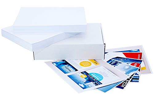 Printerry Glossy Photo Paper 8.5 x 11 Inches (200 Sheets)