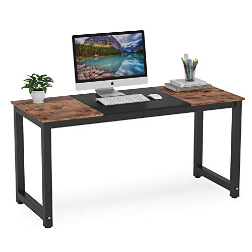 Tribesigns Computer Desk, 55 inch Large Office Desk