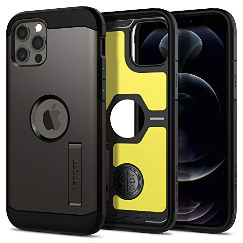 Spigen Tough Armor Designed for iPhone 12 Case (2020)