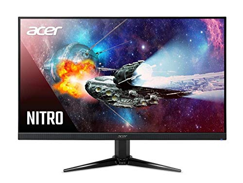 Acer Nitro QG1 21.5' Monitor AMD FreeSync Full HD 1920x1080 75Hz 1msVRB 250Nit (Renewed)