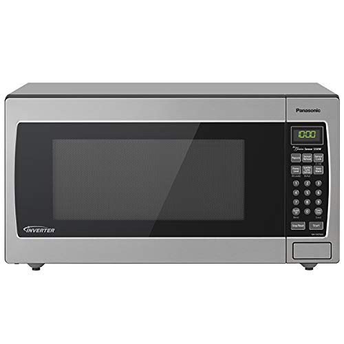 Panasonic Microwave Oven NN-SN766S Stainless Steel Built-In