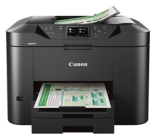 Canon Office and Business MB2720 Wireless All-in-one Printer
