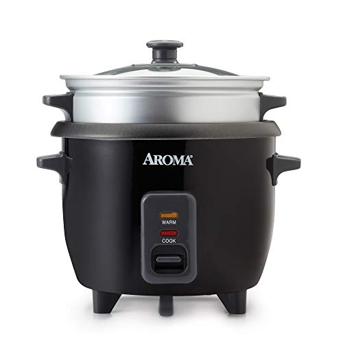 Aroma Housewares ARC-363-1NGB 3 Uncooked/6 Cups Cooked Rice Cooker