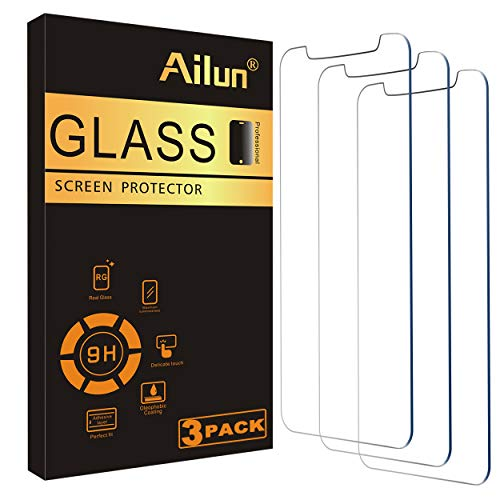 Ailun Glass Screen Protector Compatible for iPhone 12/iPhone 12 Pro