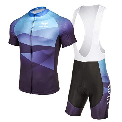 Nine bull Cycling Jersey for Men
