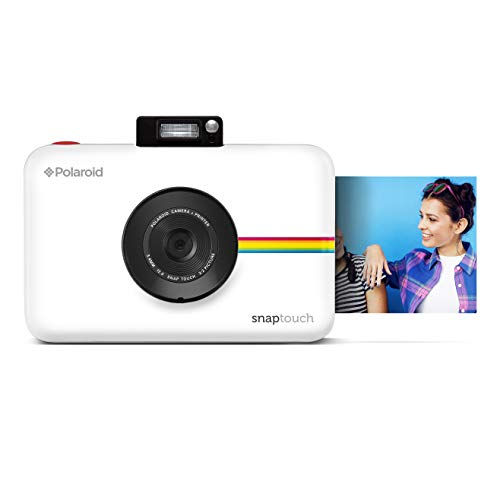 Zink Polaroid Snap Touch Portable Instant Print Digital Camera