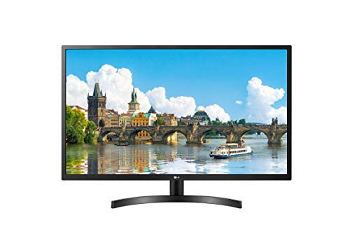 LG 32MN600P-B 31.5'' Full HD 1920 x 1080 IPS Monitor with AMD FreeSync with Display Port and HDMI Inputs (2020 Model)