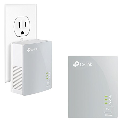 TP-Link AV600 Powerline Ethernet Adapter