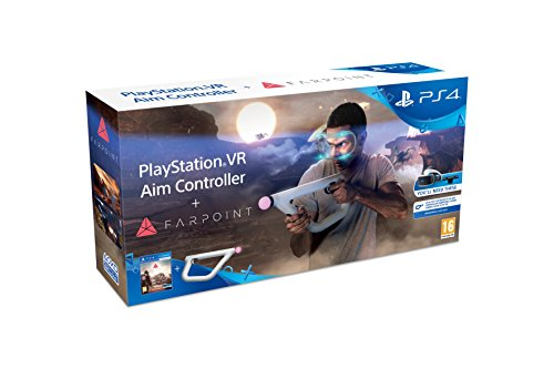 PlayStation Farpoint + Sony Playstation Vr Aim Controller