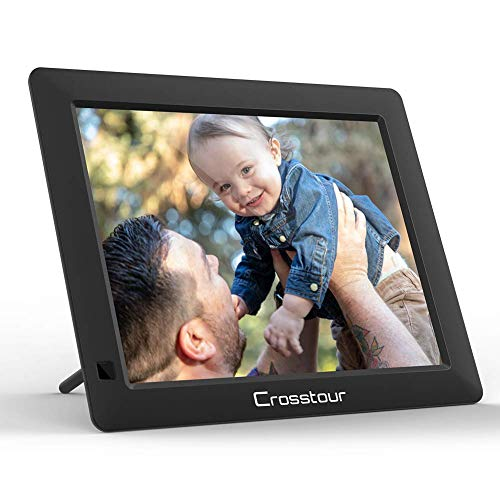 Digital Picture Frame, Crosstour 8 Inch Electronic Photo Frame