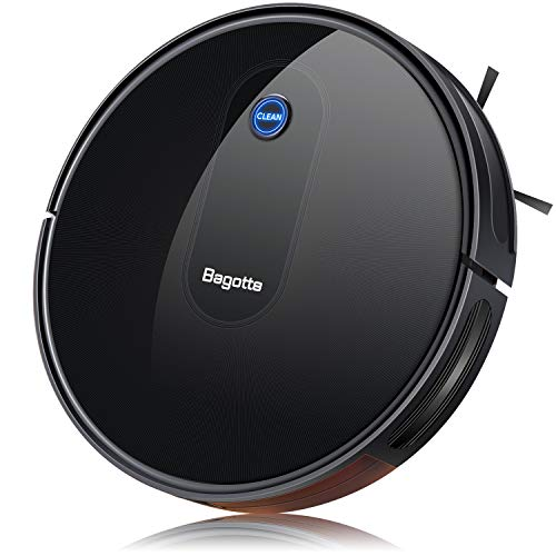 Bagotte Max Power Suction Robotic Vacuum Cleaner