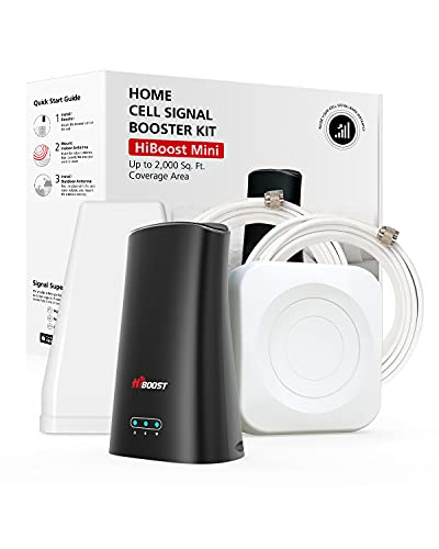 Hiboost Cell Phone Signal Booster