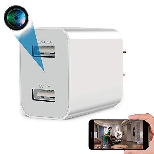 Spy Camera Wireless Hidden WiFi Camera with Remote Viewing