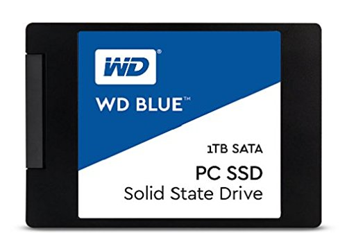 WD WDS100T1B0A Blue Solid State Drive