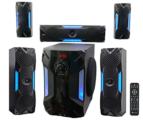 Rockville HTS56 1000w 5.1 Channel Home Theater System