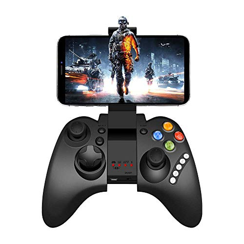 Mutop PG-9021 Mobile Gaming Wireless Bluetooth Controller