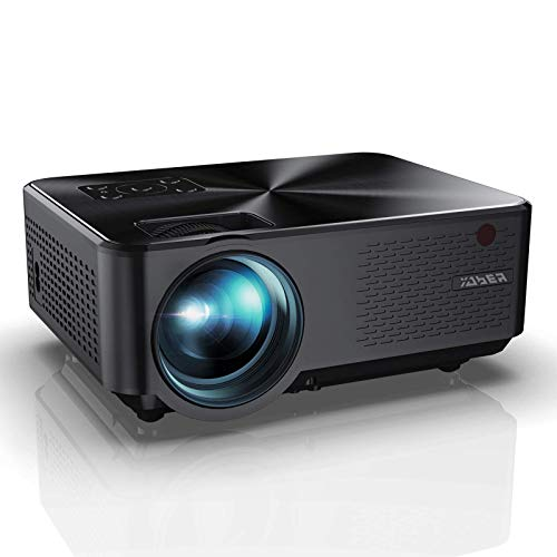 YABER Y60 Portable Projector with 6000L Upgrade Full HD 1080P