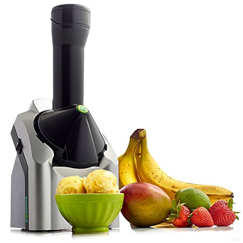 Yonanas Classic Original Healthy Dessert Fruit Soft Serve Maker