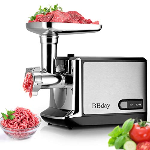 BBday Heavy Duty Meat Grinder
